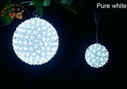 Outdoor Hanging Ball Lights