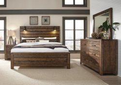 Wood Bedroom Sets King