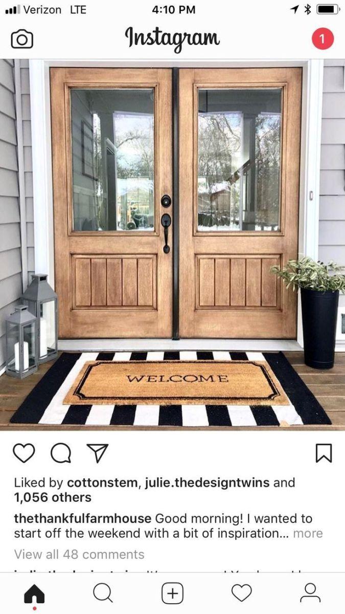 Front Door Rug Outdoor