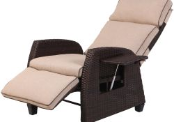 Reclining Lounge Chair Outdoor