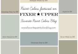 Farmhouse Interior Paint Colors
