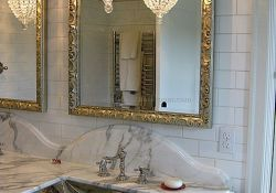 Small Bathroom Chandeliers