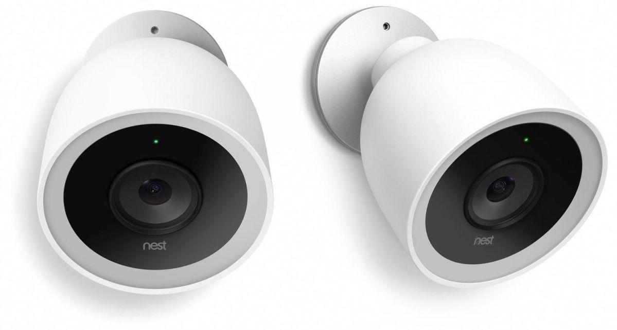 Nest Cam Iq Outdoor 2 Pack