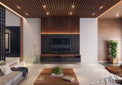 Interior Design Wood Walls