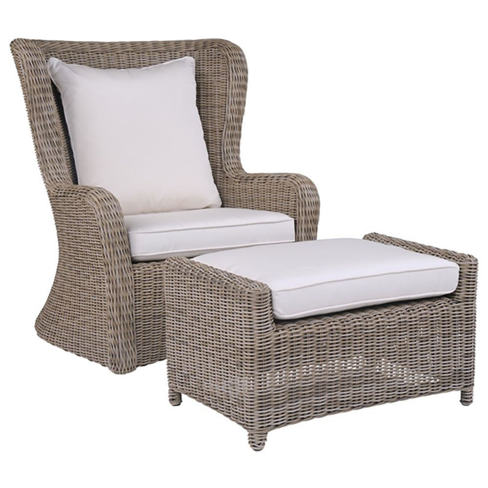 High Back Outdoor Chairs