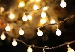 Amazon Outdoor String Lights