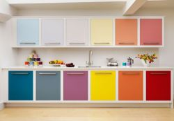 Modern Kitchen Cabinets Colors