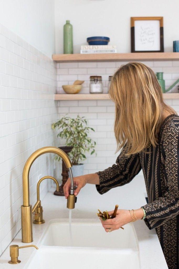 Newport Brass Kitchen Faucet