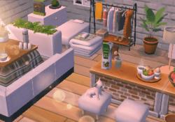 Animal Crossing House Interior