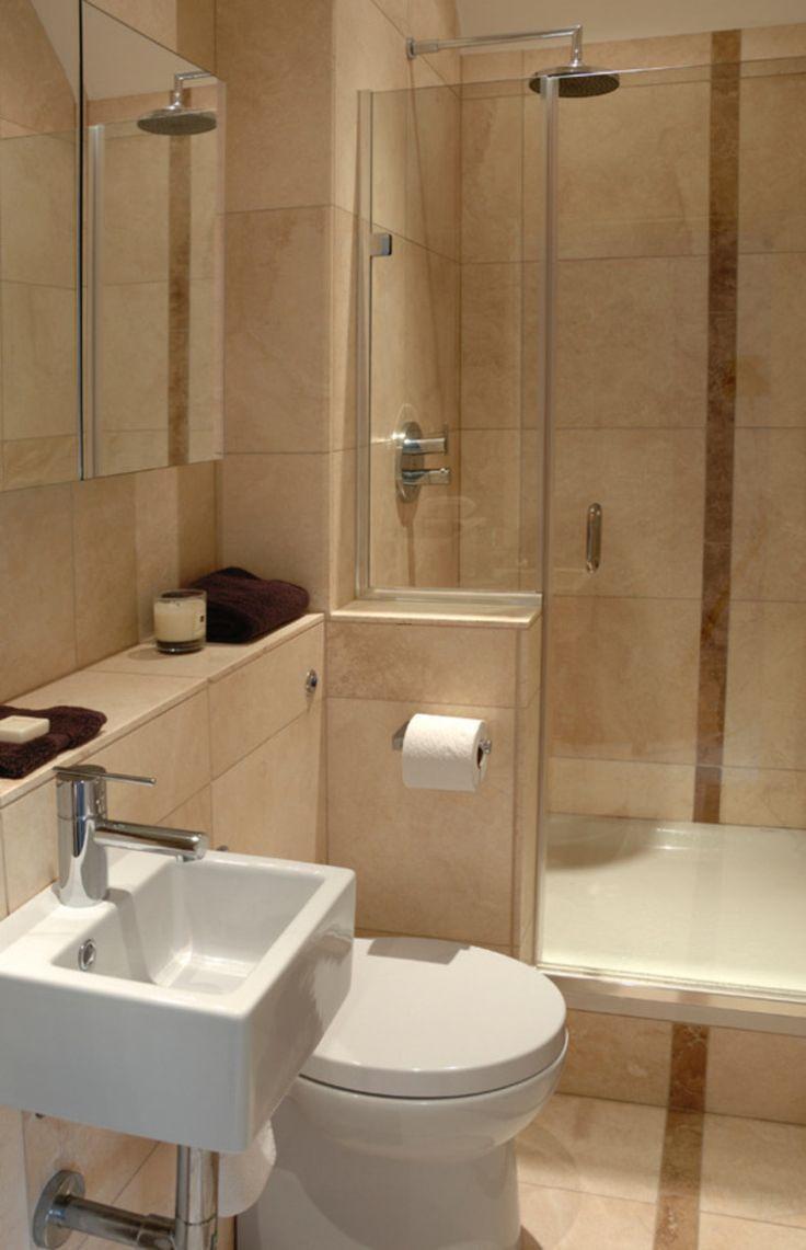 Small Space Small Bathroom Ideas