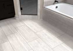 Porcelain Bathroom Floor Tile