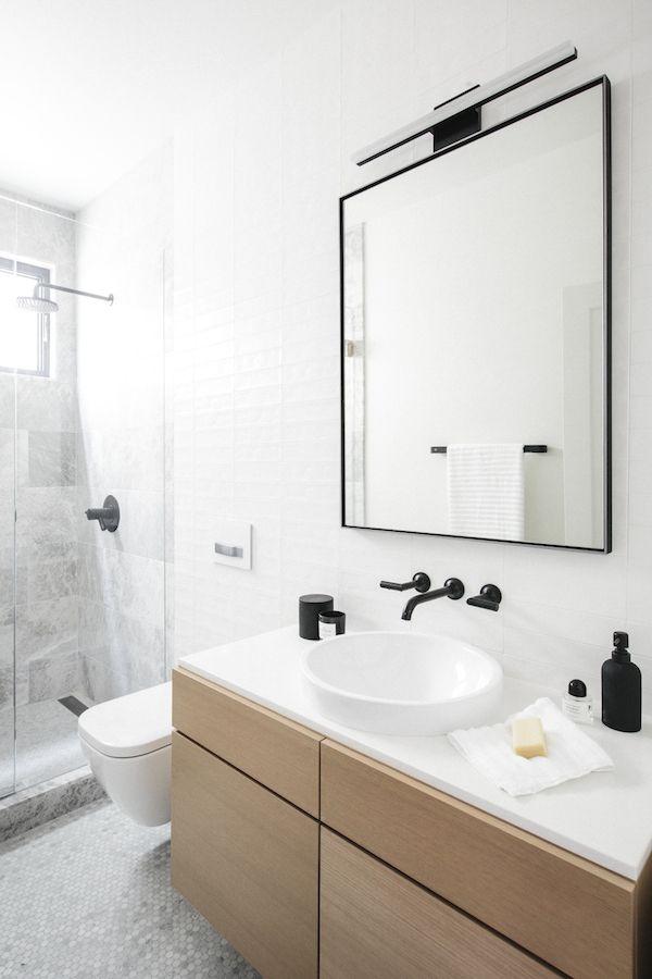 Black Bathroom Hardware