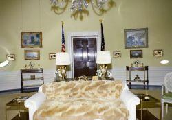 White House President Bedroom