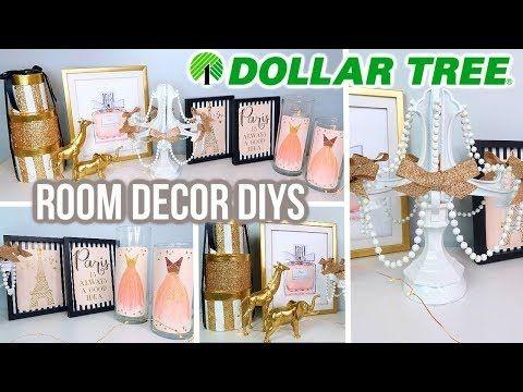 Dollar Tree DIY Room Decor