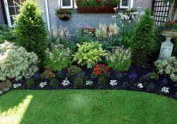 Front Lawn Garden Ideas