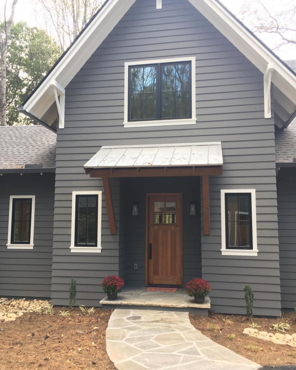 Kendall Charcoal Exterior