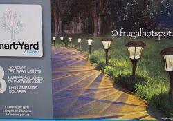 Costco Outdoor Solar Lights
