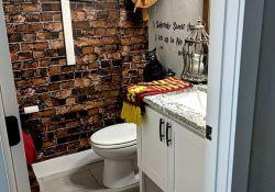 Harry Potter Bathroom