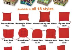 At Home Outdoor Cushions