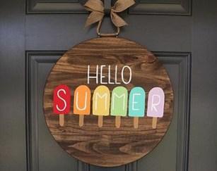 Adorable Summer Decor Ideas To Kick The Winter Blash 27