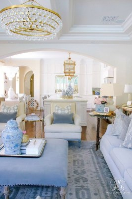 Affordable Living Room Summer Decorating Ideas 34