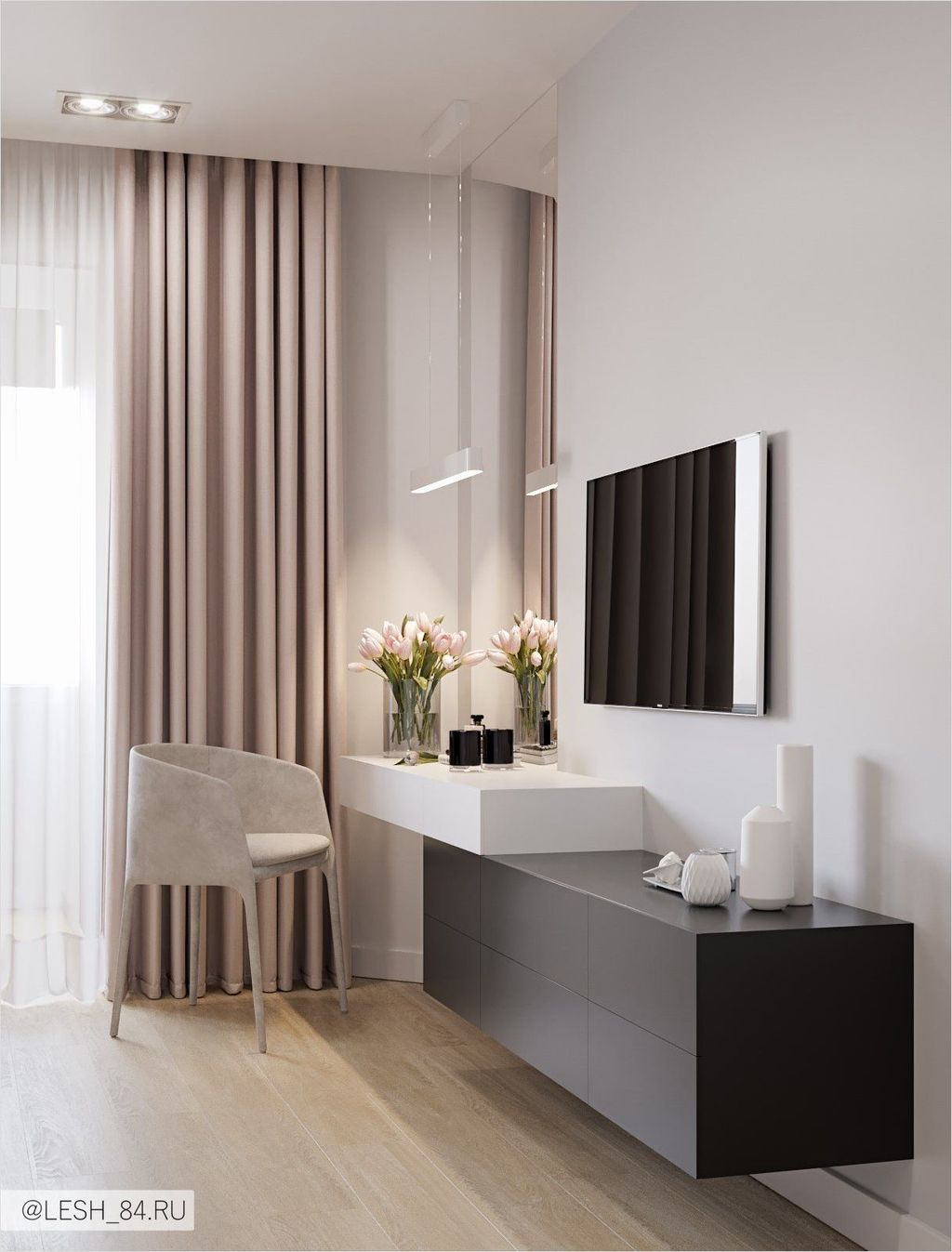 Casual Dressing Table Ideas In Your Room 09