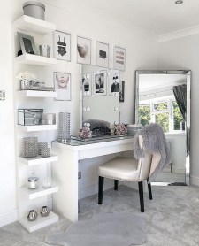 Casual Dressing Table Ideas In Your Room 16