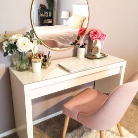 Casual Dressing Table Ideas In Your Room 18