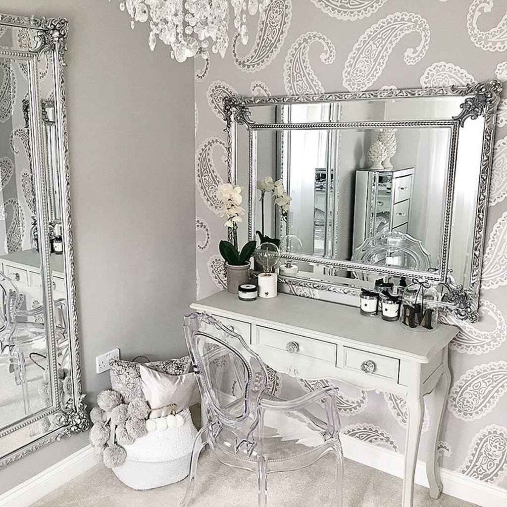 Casual Dressing Table Ideas In Your Room 29