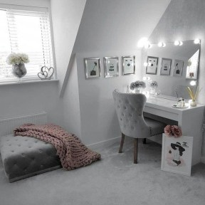 Casual Dressing Table Ideas In Your Room 34