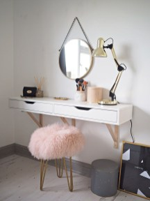 Casual Dressing Table Ideas In Your Room 36