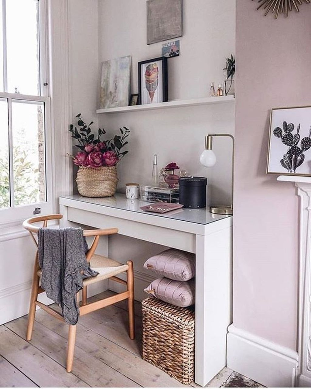 Casual Dressing Table Ideas In Your Room 43