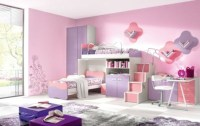 Delightful Wardrobe Shutter Designs Ideas For Children 03
