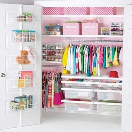 Delightful Wardrobe Shutter Designs Ideas For Children 27