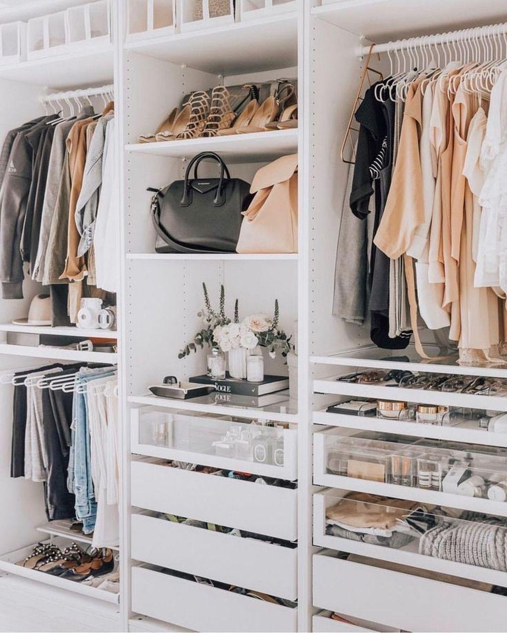 Rustic Wardrobe Design Ideas That Is In Trend 15