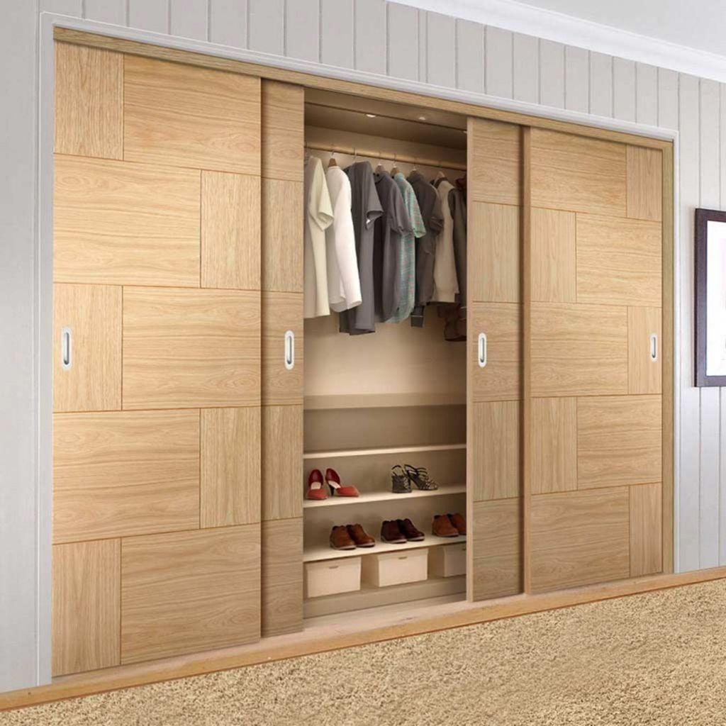 Rustic Wardrobe Design Ideas That Is In Trend 38