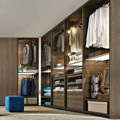 Rustic Wardrobe Design Ideas That Is In Trend 42