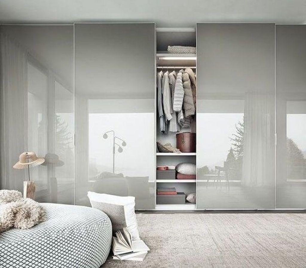 Rustic Wardrobe Design Ideas That Is In Trend 45