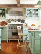Adorable Beach Style Decorating Ideas For Your Kitchens 39