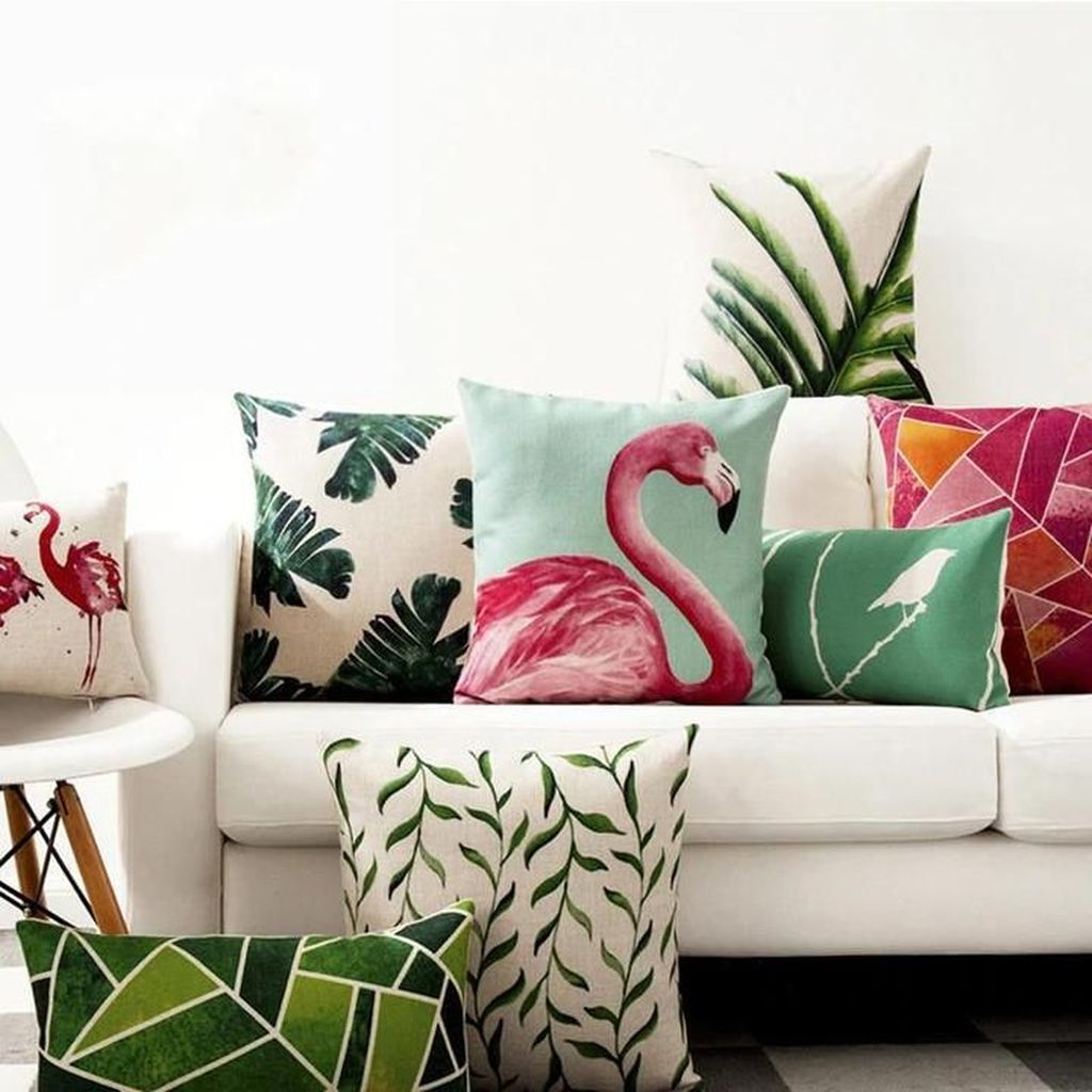 Adorable Pillows Decoration Ideas To Not Miss Today 07