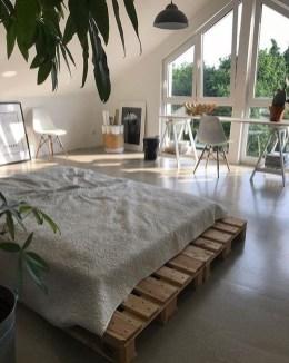 Amazing Bedroom Pallet Design Ideas 43