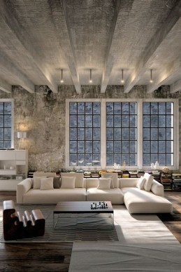 Amazing Industrial Home Decor Ideas For You This Winter 42