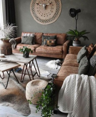 Amazing Industrial Home Decor Ideas For You This Winter 45