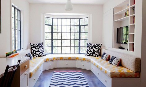 Casual Sofa Ideas With Storage Underneath For Small Space 01