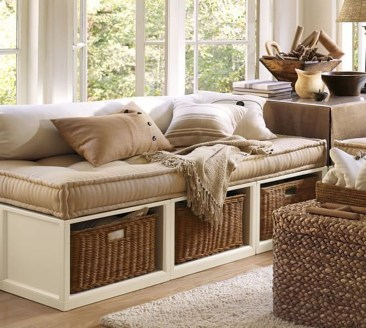 Casual Sofa Ideas With Storage Underneath For Small Space 20