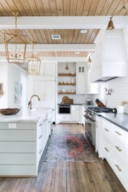 Chic Kitchen Style Ideas For Comfortable Old Kitchen 15