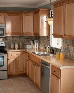 Chic Kitchen Style Ideas For Comfortable Old Kitchen 26