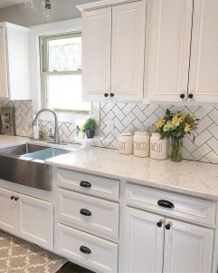Chic Kitchen Style Ideas For Comfortable Old Kitchen 37