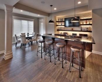 Delicate Home Bar Design Ideas That Make Your Flat Look Great 12