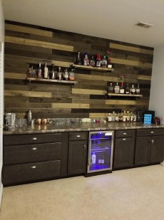 Delicate Home Bar Design Ideas That Make Your Flat Look Great 23